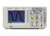 示波器:70 MHz,2 通道