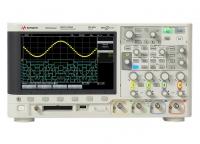 示波器: 200 MHz, 4 個類比通道 + 8 個數位通道