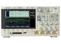 示波器:350 MHz,4 個類比通道 + 16 個數位通道