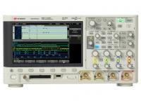 示波器:200 MHz,4 個類比通道 + 16 個數位通道