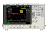 示波器:500 MHz,2通道 +16 數位通道