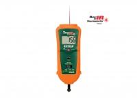 接觸/非接觸轉速計+紅外線測溫